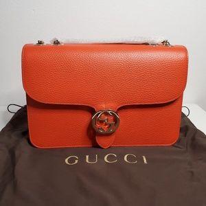 Gucci Interlocking GG Purse
